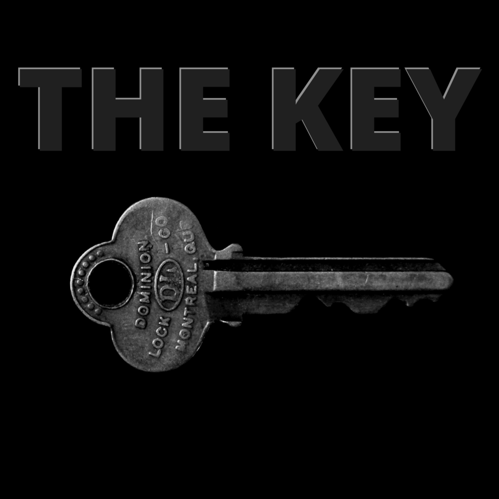 The Key Podcast Cover Art