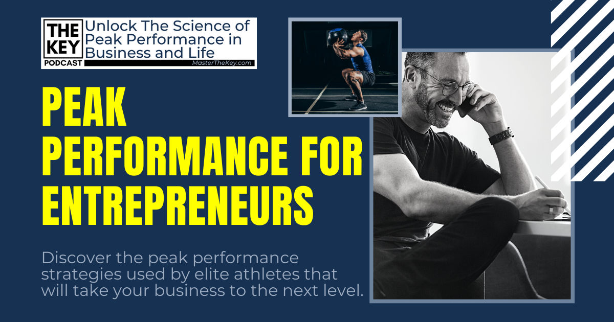 Peak performance for Entrepreneurs